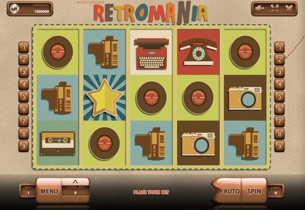 Retromania 777 Slots Bay game