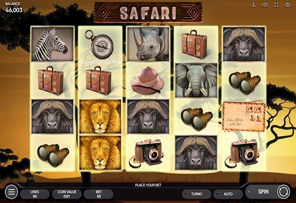 Safari 777 Slots Bay game