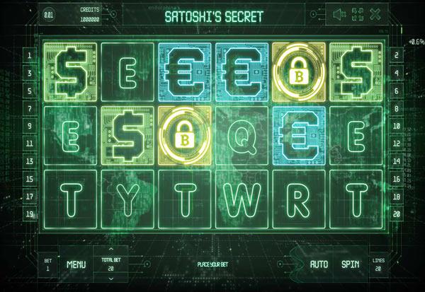 Satoshis Secret 777 Slots Bay game