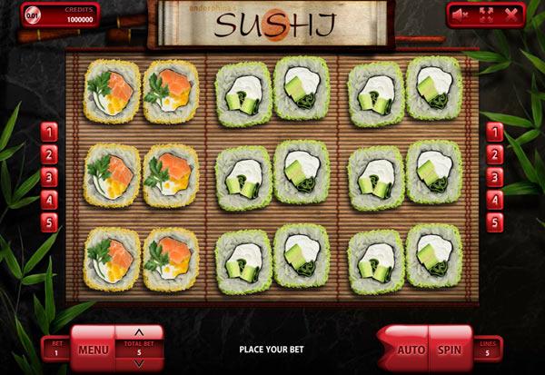 Sushi 777 Slots Bay game