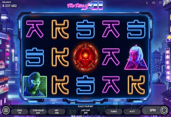 The Rise of Al 777 Slots Bay game