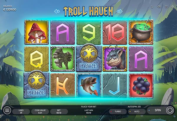 Troll Haven 777 Slots Bay game