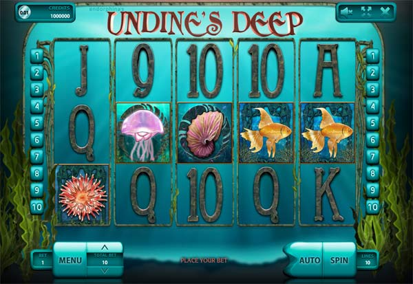 Undiness Deep 777 Slots Bay game