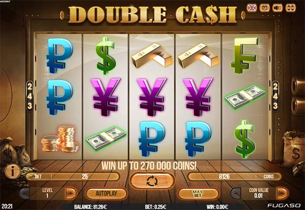 Double Cash 777 Slots Bay game