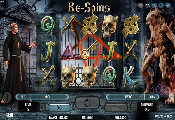 Gates Of Hell 777 Slots Bay game