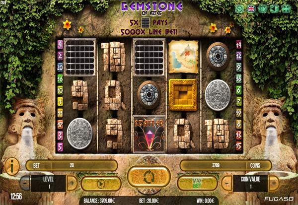 Gemstone Of Aztec 777 Slots Bay game