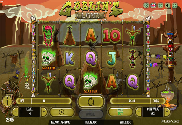 Goblins Land 777 Slots Bay game