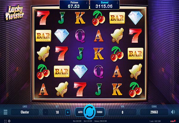 Lucky Twister 777 Slots Bay game