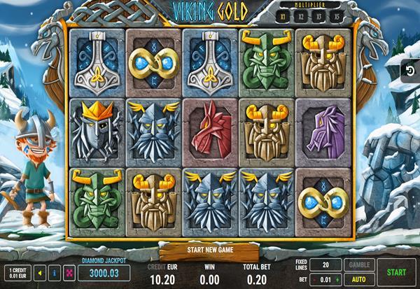 Viking gold 777 Slots Bay game