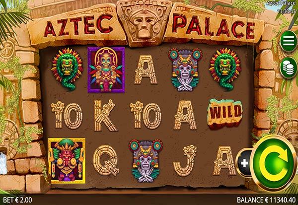 Aztec Palace 777 Slots Bay game