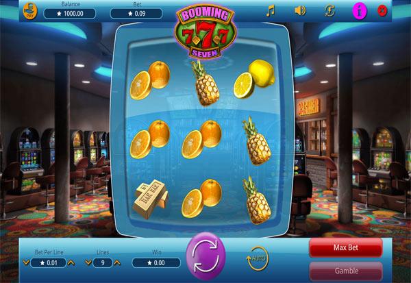 Booming Seven 777 Slots Bay game