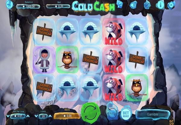 Cold Cash 777 Slots Bay game