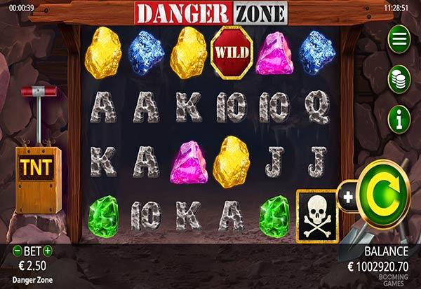 Danger Zone 777 Slots Bay game