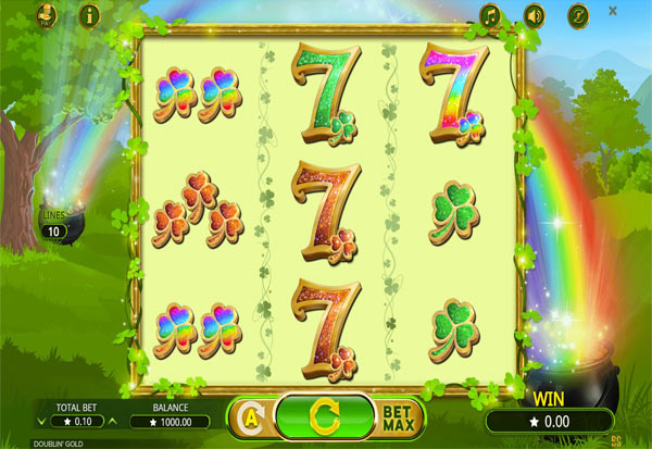 Doublin Gold 777 Slots Bay game