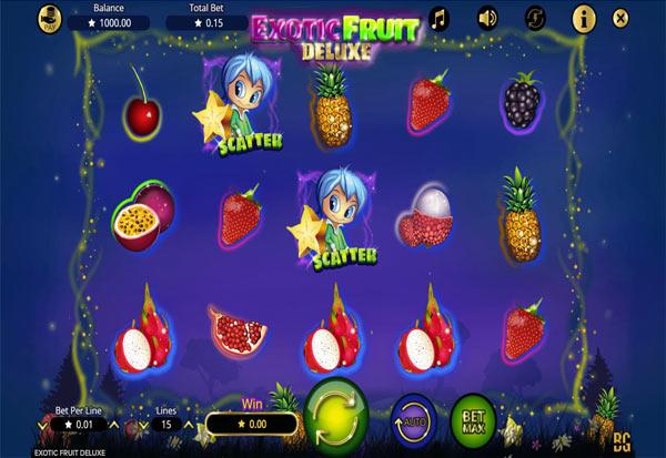 Fruit Deluxe 777 Slots Bay game