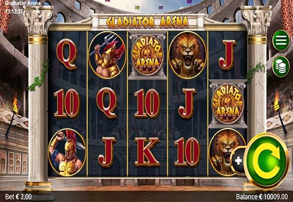 Gladiator Arena 777 Slots Bay game