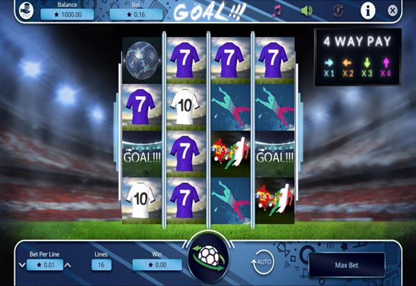 Goal!!! 777 Slots Bay game