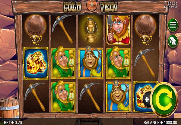 Gold Vein 777 Slots Bay game