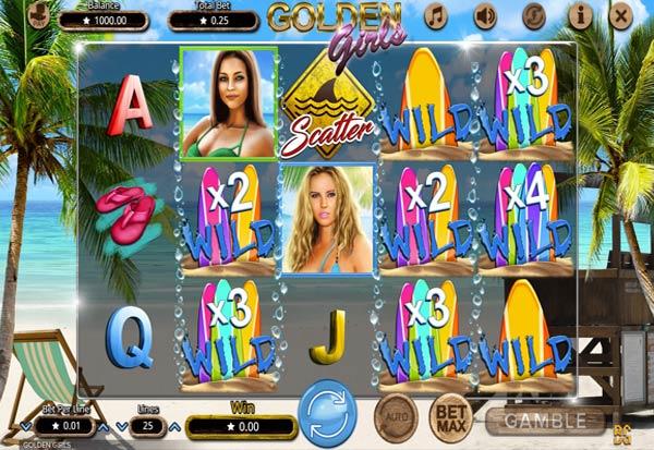 Golden Girls 777 Slots Bay game
