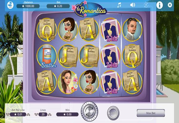 La Romantica 777 Slots Bay game