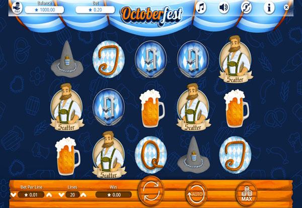 Octoberfest 777 Slots Bay game