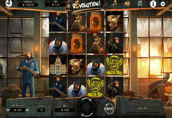 Revolution 777 Slots Bay game