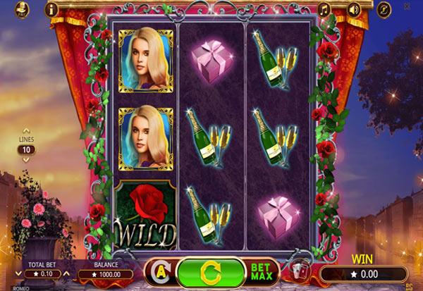 Romeo 777 Slots Bay game