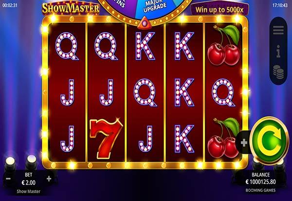 Show Master 777 Slots Bay game