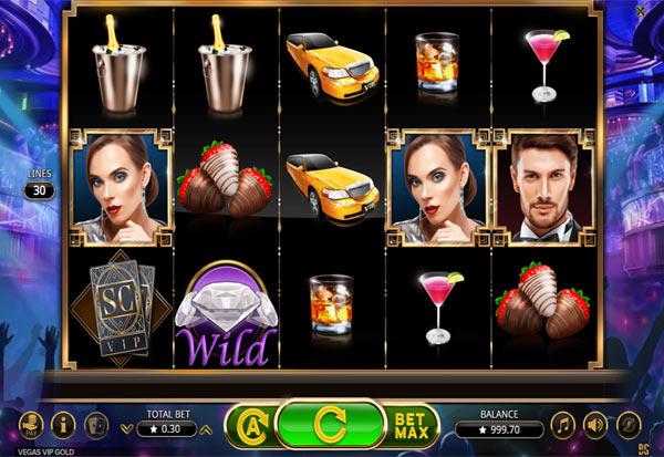 Vegas Vip Gold 777 Slots Bay game