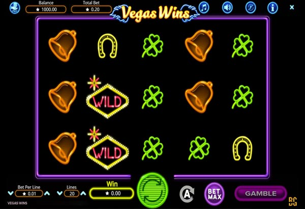 Vegas Wins 777 Slots Bay game