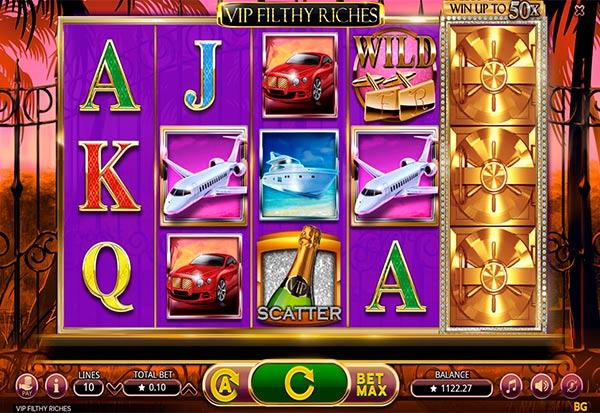 Vip Filthy Riches 777 Slots Bay game