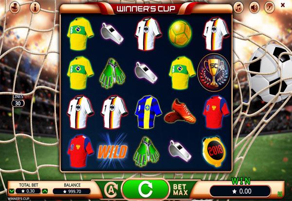 Winners Cup 777 Slots Bay game