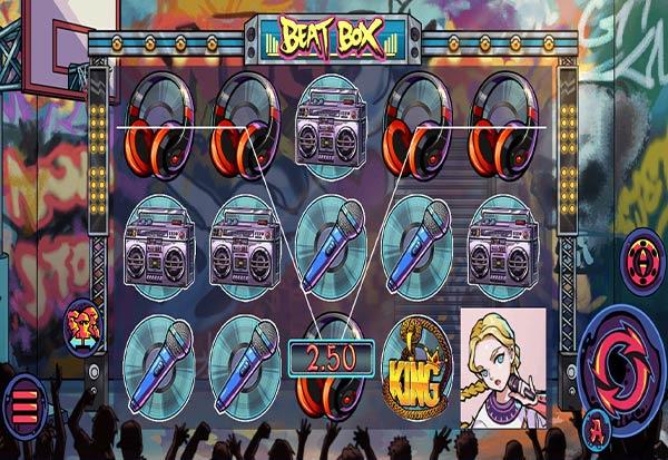 Beat Box 777 Slots Bay game