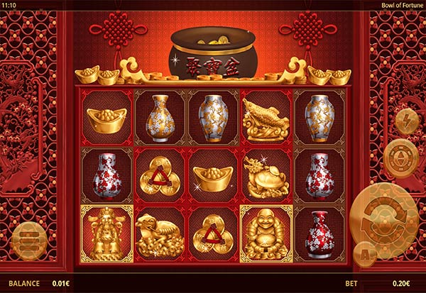 Bowl of Fortune 777 Slots Bay game
