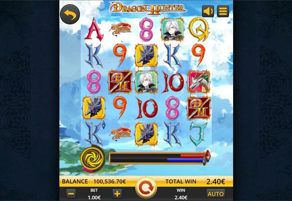 Dragon Hunter 777 Slots Bay game