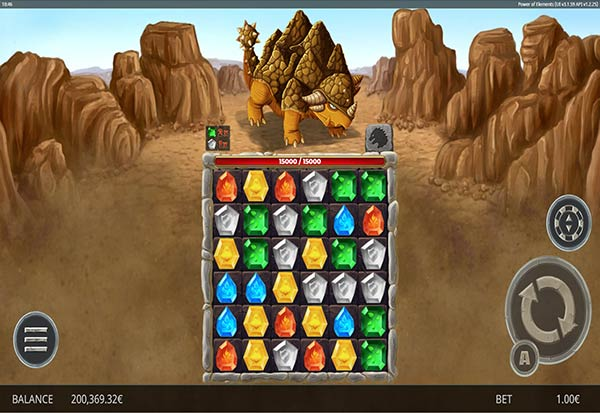 Power of Elements 777 Slots Bay game