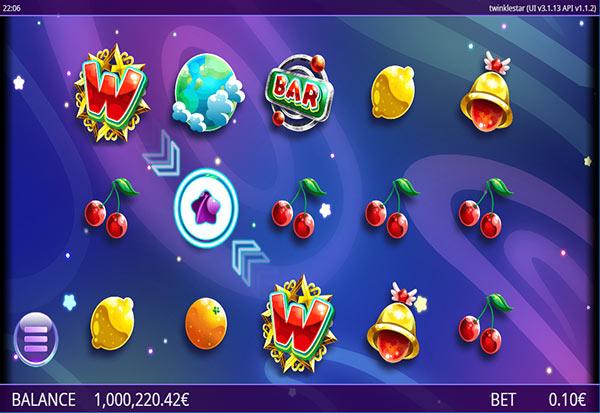 Twinkle Star 777 Slots Bay game