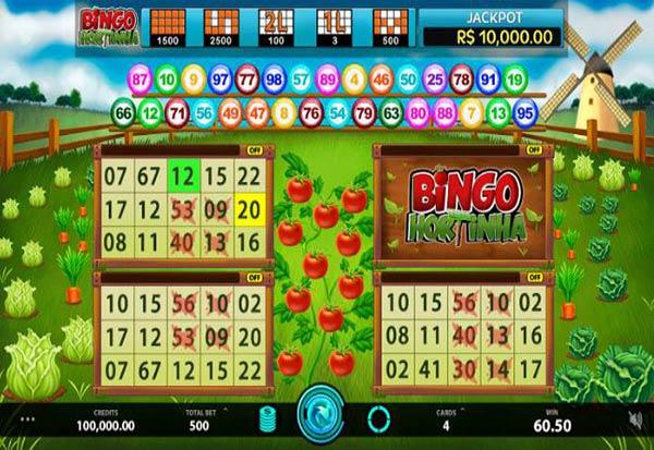 Bingo hortinha 777 Slots Bay game