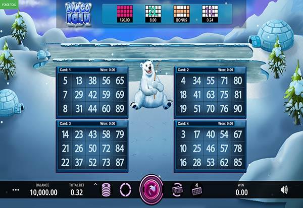 Bingo Iglu 777 Slots Bay game