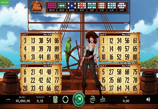 Bingo Pirata 777 Slots Bay game