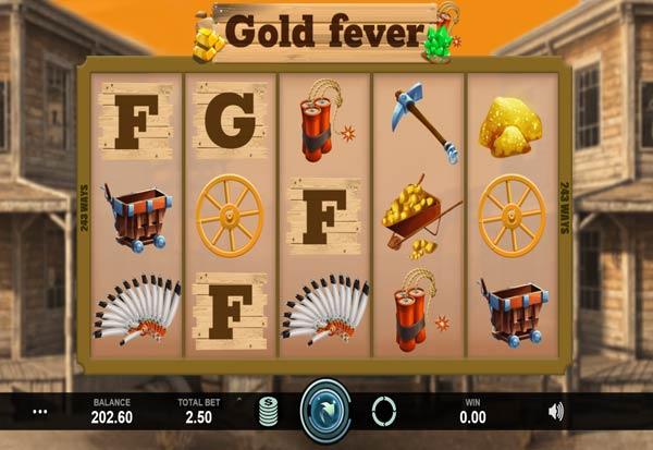 Gold Fever 777 Slots Bay game