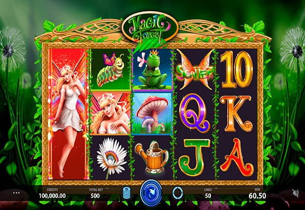 Magic Forest 777 Slots Bay game