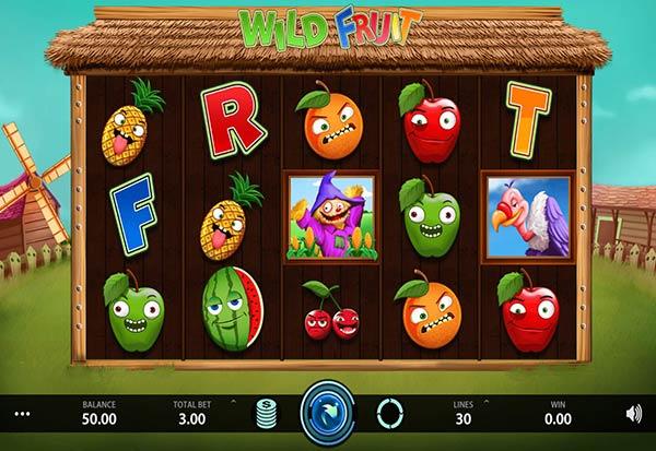 Wild Fruit 777 Slots Bay game