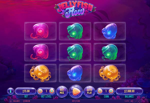 Jellyfish Flow 777 Slots Bay game