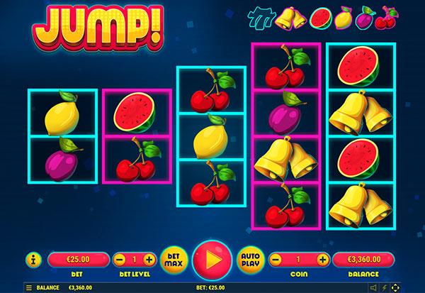Jump 777 Slots Bay game