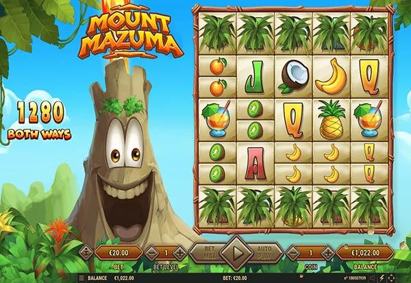 Mount Mazuma 777 Slots Bay game