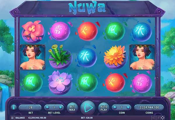 Nuwa 777 Slots Bay game