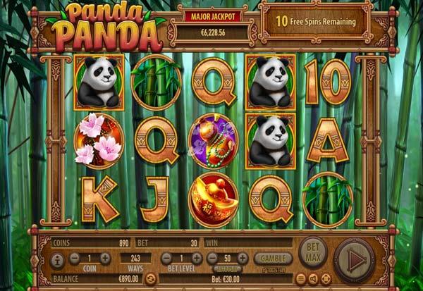 Panda Panda 777 Slots Bay game