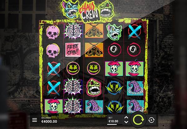 Chaos Crew 777 Slots Bay game