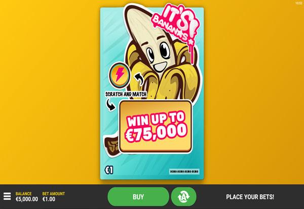 It's bananas! 777 Slots Bay game